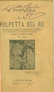 """Ferdinando Fontana - La  polpetta del Re"""""""