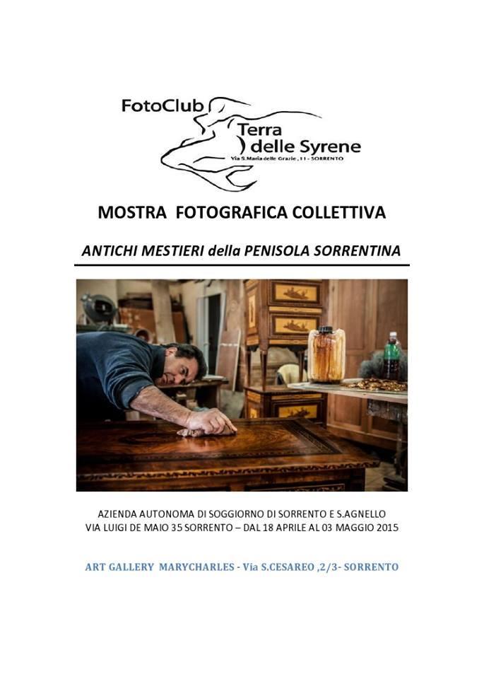 Corso Italia News Antichi mestieri all\'Azienda di Sorrento ...