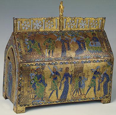 Reliquiario medievale