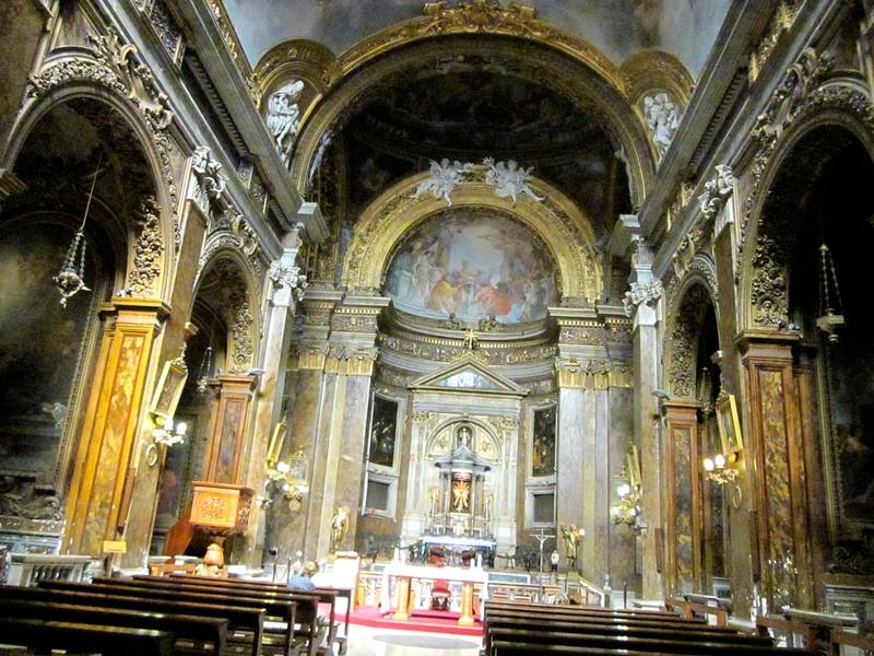 san Silvestro in Capite a Roma