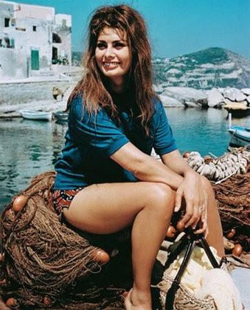 Corso Italia News Sofia Loren e Marina Grande a Sorrento - Corso Italia News